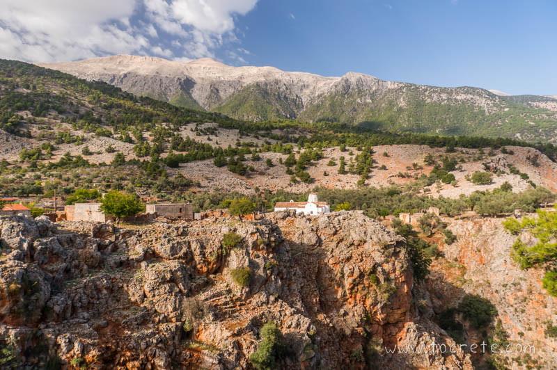 Деревня Арадена и Ущелье Арадена